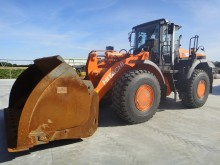 used Hitachi wheel loader
