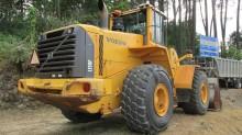 pá carregadora sobre pneus Volvo usada