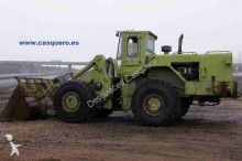 used Terex wheel loader