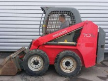 used Neuson mini loader