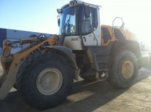 used Liebherr wheel loader