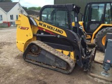 minicargadora New Holland usada