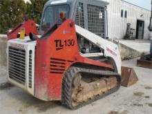used Takeuchi mini loader