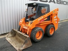 used Doosan mini loader