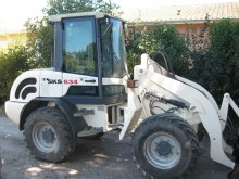 used Terex-Schaeff wheel loader