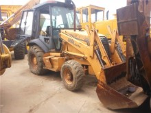 used Case wheel loader