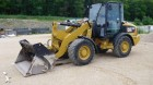chargeuse sur pneus Caterpillar occasion