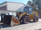 used Furukawa wheel loader