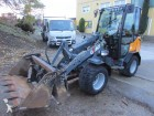used Giant mini loader