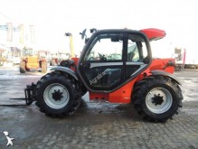 used Manitou wheel loader