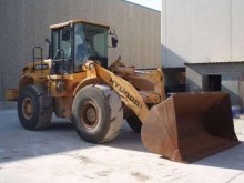 used Hyundai wheel loader