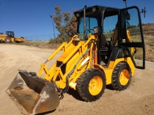 used JCB mini loader