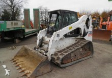 used Bobcat track loader