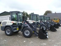 new Terex wheel loader