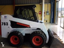 Bobcat wheel loader