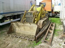 Massey Ferguson track loader