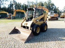 used Caterpillar mini loader