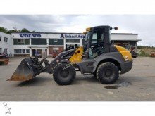 used Mecalac wheel loader