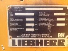 chargeuse sur chenilles Liebherr