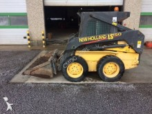 mini-chargeuse New Holland
