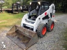 used Bobcat track loader