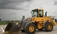 used Hanomag wheel loader