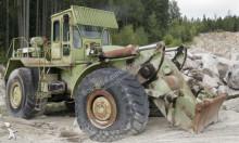 Terex 72-81AA wheel loader / Radlader