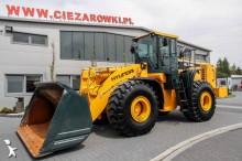 used Hyundai wheel loader