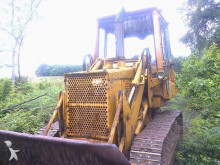 used Komatsu track loader