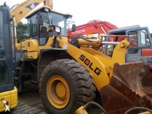 used SDLG wheel loader