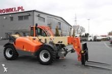 used JLG wheel loader