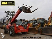 used Manitou wheel loader