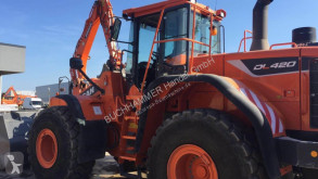 used Doosan wheel loader