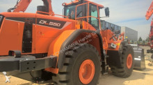 new Doosan wheel loader