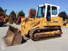 used Liebherr track loader