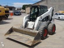 used Bobcat mini loader