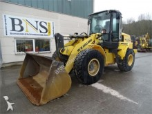 used New Holland wheel loader