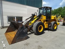 used JCB wheel loader