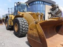 used Caterpillar wheel loader