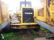damaged TCM wheel loader