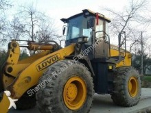 used Lovol wheel loader