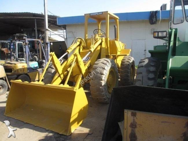 Pala Caterpillar CAT 910E