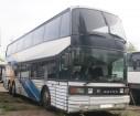 Setra 228 DT Demontaż, wszystkie części coach