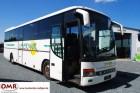 autocarro de turismo Setra acidentado
