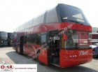 autocarro dúplo andar Neoplan usado