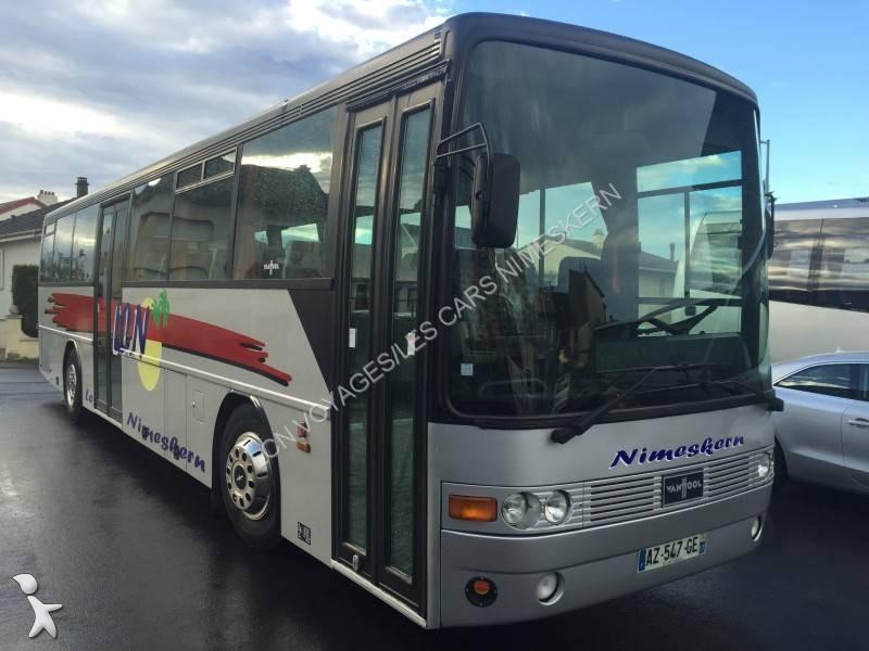 autocar de tourisme occasion van hool 815 cl annonce n. Black Bedroom Furniture Sets. Home Design Ideas
