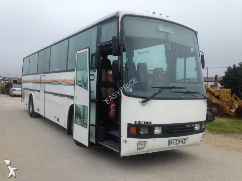 daf автобус: