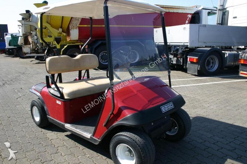 Autocarro De Turismo Usado Nc Ezgo Golf Cart Caddy Benzin