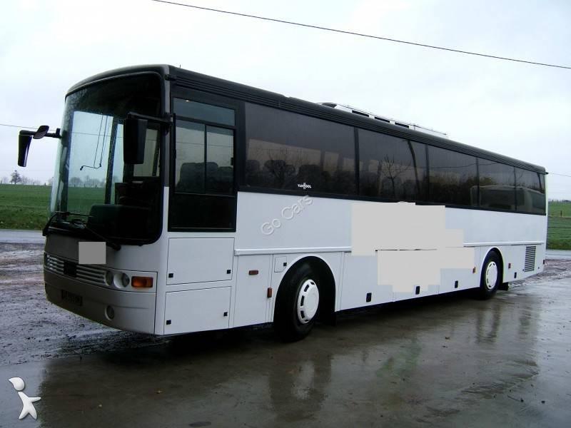 autocar van hool de tourisme 815 tl gazoil euro 2 occasion. Black Bedroom Furniture Sets. Home Design Ideas