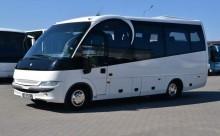 autokar turystyczny Mercedes używany
